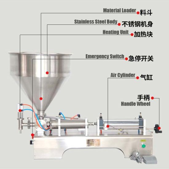 Alcohol Medical Disinfectant Filling Machinery Liquid Soap Body Lotion Shampoo Bottle Filling Machine