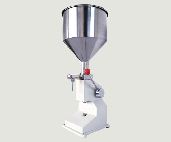 Small Piston Manual Gel Aseptic Filling Machinery Peanut Butter Lip Gloss Paste Lotion Aerosol Liquid Bottle Filling Machines
