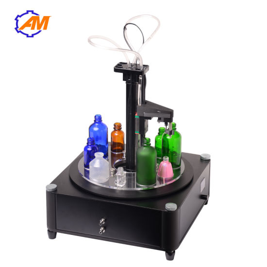 Oil Filling Machine for Disposable Refillable E-Cigarette