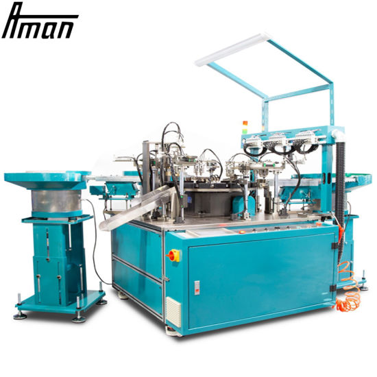 Lotion Pump Assembly Machine for Natural Hand Lotion